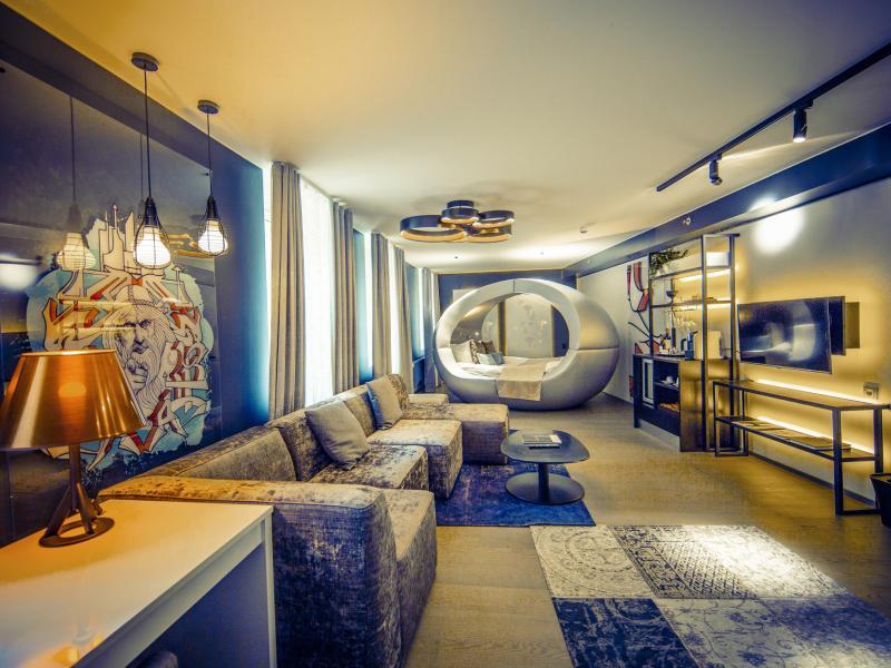 Rooms And Suites In Klaus K Hotel Klaus K Hotel