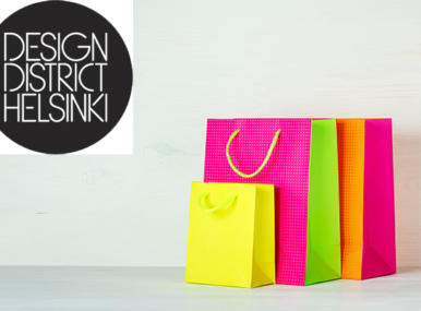 Design District Helsinki shopping package