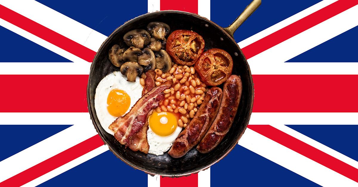British brunch