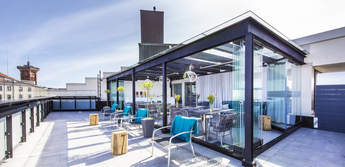 Klaus K Sky Terrace, helsinki