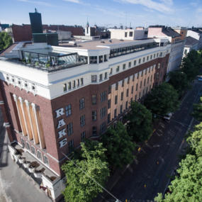 Klaus K Sky Terrace, helsinki, kattoterassi