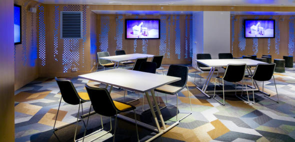 KlausK StudioK, kokoustila, ryhmätyötila. workshop, helsinki