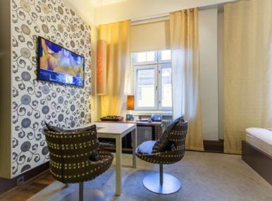 Double room Desire King Helsinki