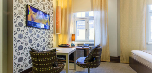 Double room Desire King Helsinki