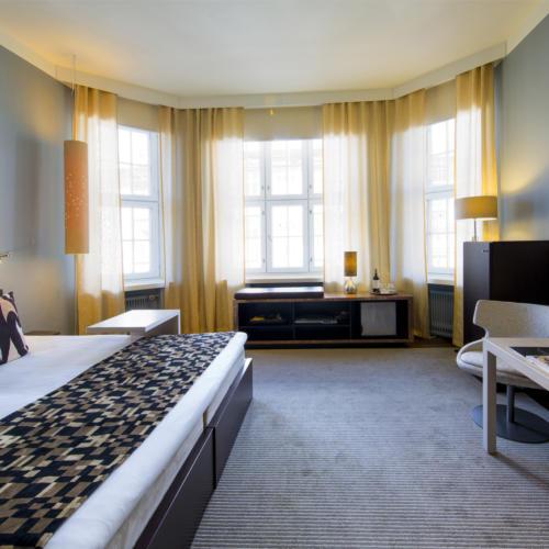 Double room Helsinki Envy King