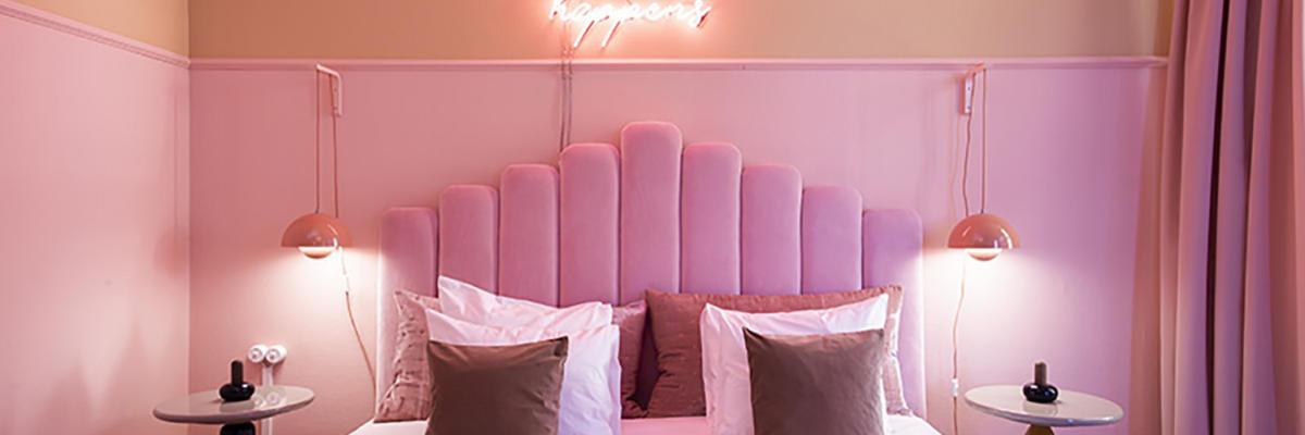 Sweet Suite, valio, jäätelöfabriikki, design hotel