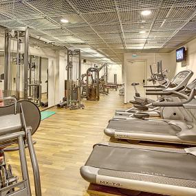 Klaus K Hotel Gym