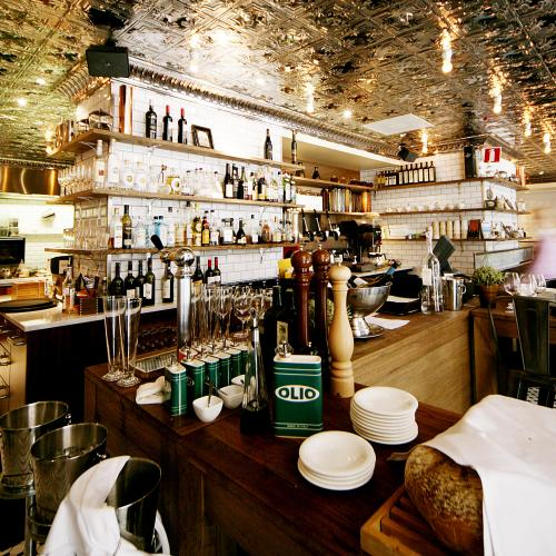 Italialainen ravintola Toscanini Helsinki